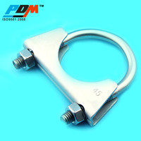 U Bolt Exhaust Pipe Clamp