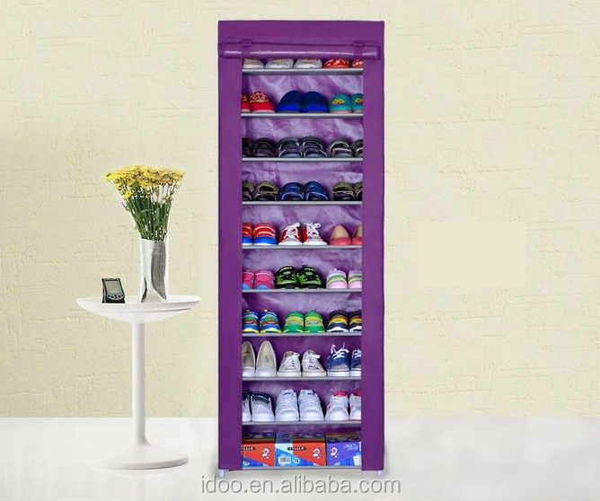Covered Plastic Shoe Rack Supplieranufacturers At Alibaba Com