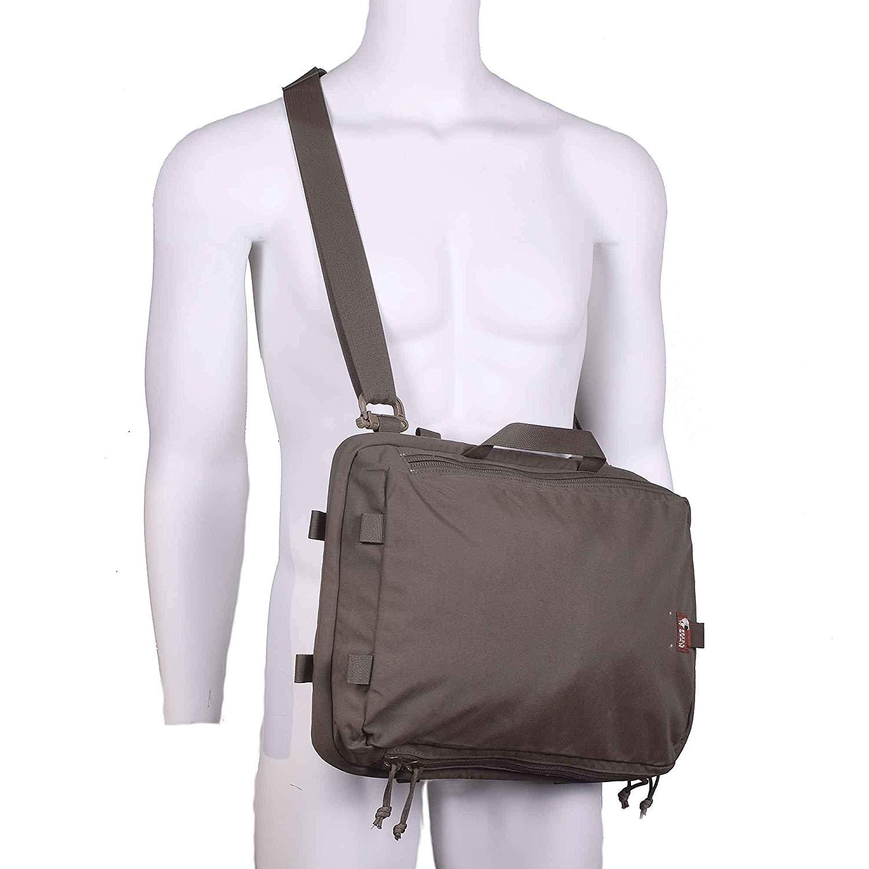 Hill People Gear Attache Laptop Bag Ranger Green
