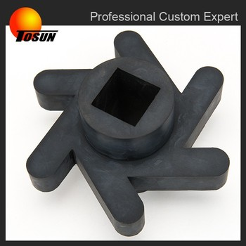 Rubber Furniture Fittings Rubber Stopper For Rocking Chair