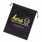 promotion shopping non woven drawstring tote bag
