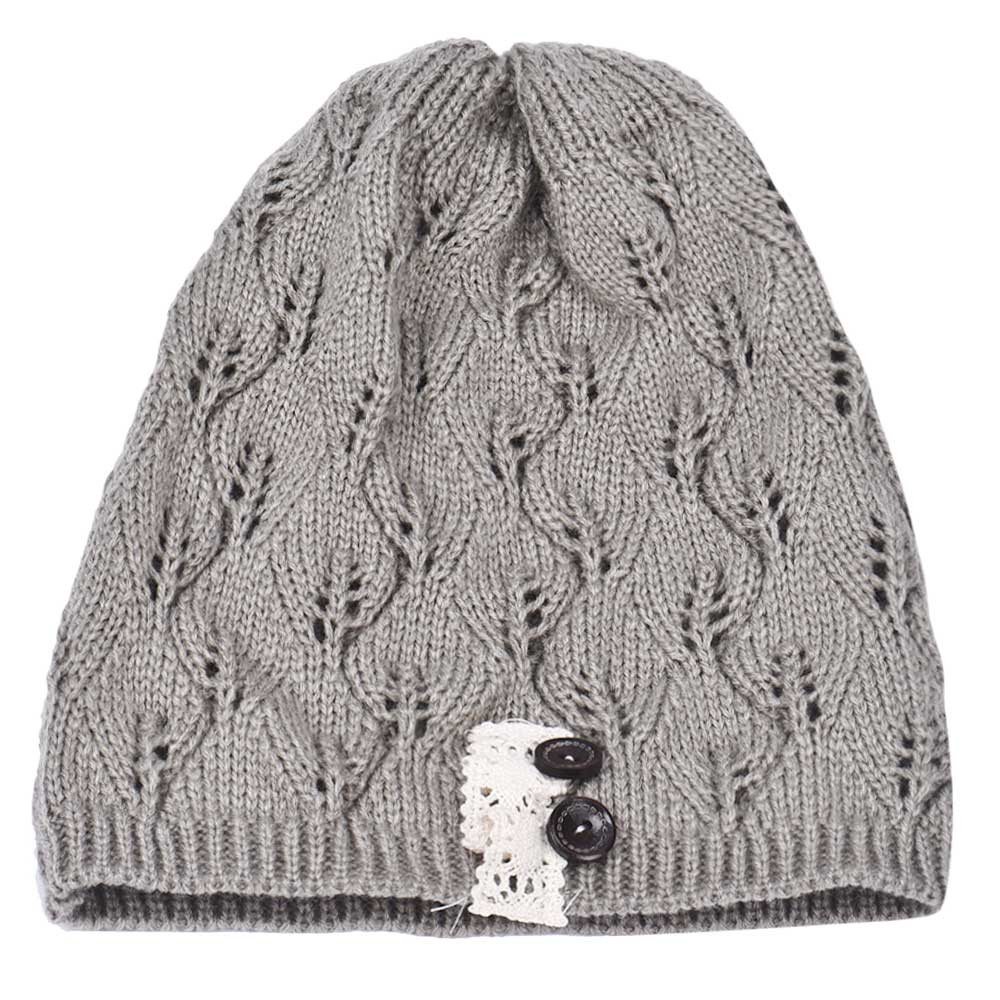48eb0e8cf55 Fashion women knitting hat casual hollow out leaves lace button wool jpg  1000x1000 Geometric hollow hat
