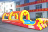 Giant inflatable water slide for sale, long airtech inflatable water slip n slide, water slip slide