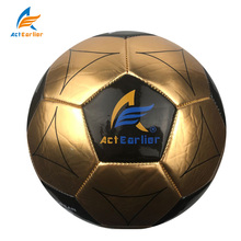ActEarlier deportes de equipo de pelota de fútbol al aire libre juego  hotsale tamaño 5 pelota e1d5e7c07a699