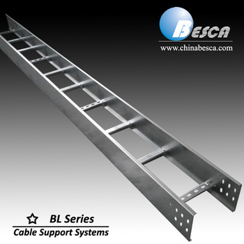 Hot Dip Galvanized Steel Ladder Type Cable Tray Price
