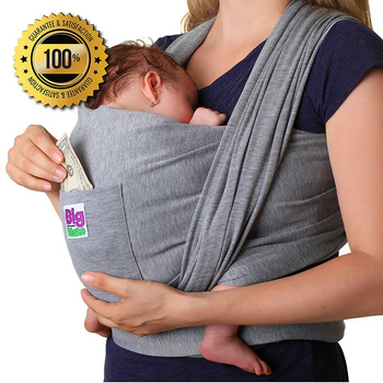 Pure Dark cotton baby warp for best selling baby products