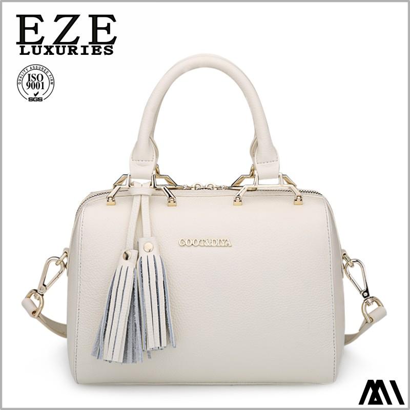 Leather Woman Hand Bags In Dubai Online Luxury Office Women Handbags Whole