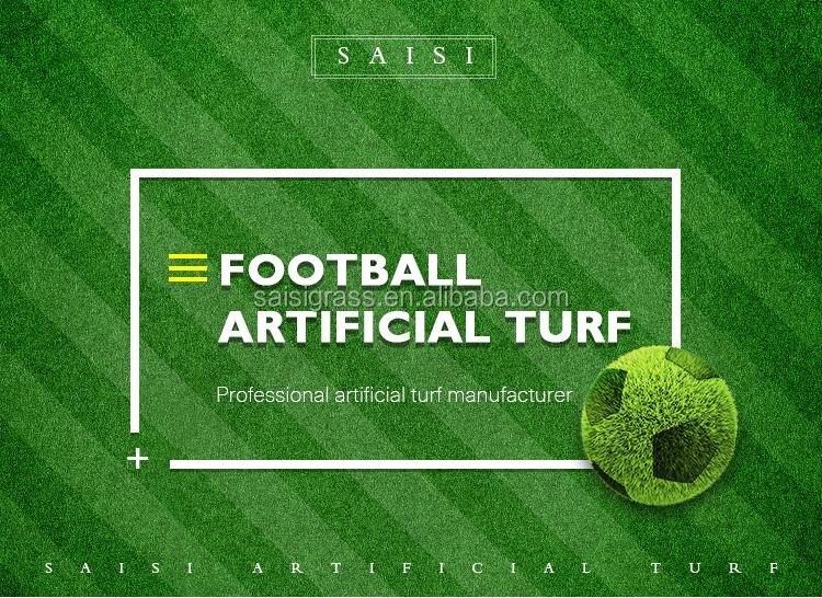 Hoge kwaliteit Populaire kunstgras voor voetbal veld