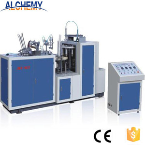 tea paper cup holder sealing coating machine