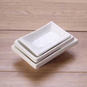 SGS certificated factory porcelain japanese dipping sauce dishes for sales