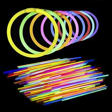 "Lumistick 300 Count 8 ""Light-Up Premium <span class=keywords><strong>GlowSticks</strong></span> voor Verjaardagen, Feesten, Optredens, <span class=keywords><strong>Halloween</strong></span> & Meer"