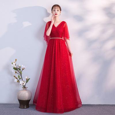 59716ad2e30d Venta al por mayor vestidos azul para bodas-Compre online los ...