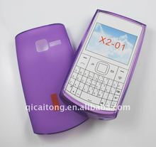 cellphone tpu cover for nokia x2-01