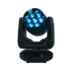 Hot sale 200w rgbwaluv 7 in 1 led dj zoom beam wash moving head stage disco light dmx 512 with 20 channel