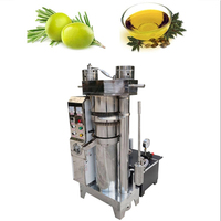 80kg/h good quality peanut oil making machine palm oil expeller sesame cold press oil machine