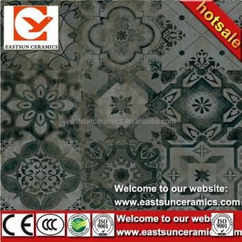 Ceramic Tile Made In Spain Turkey Non Slip Bathroom Floor Tiles