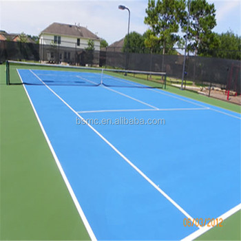 Acrylic Synthetic Sport Tennis Court Floor Covering Paint Buy