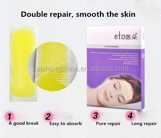 New product Lifting Up Anti Wrinkle Forehead Patch
