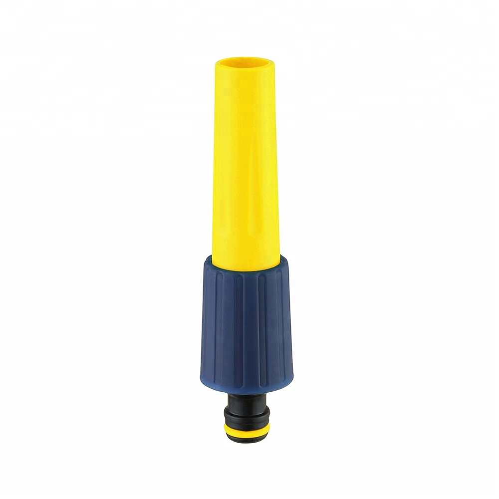 Good quality garden watering kit hose water <strong>spray</strong> jet mist fog plastic nozzle