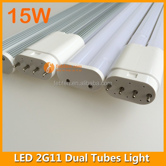 417mm Led 2g11 15watt For Home & Office Lighting Dual Tubes Led ...