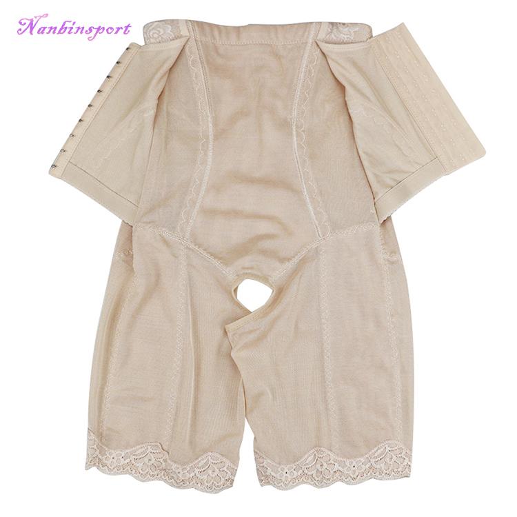 Admonial Hooks Women High Waist Slimming Panties Body Shaper Pants Wholesale