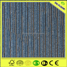 Modern Design Bitumen Backing 100% PP Carpet Tiles 50cm*50cm