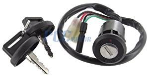4Z Ignition Key Switch HONDA 250 TRX250TE TRX250TM TRX250EX TRX250X ATV NEW KS42