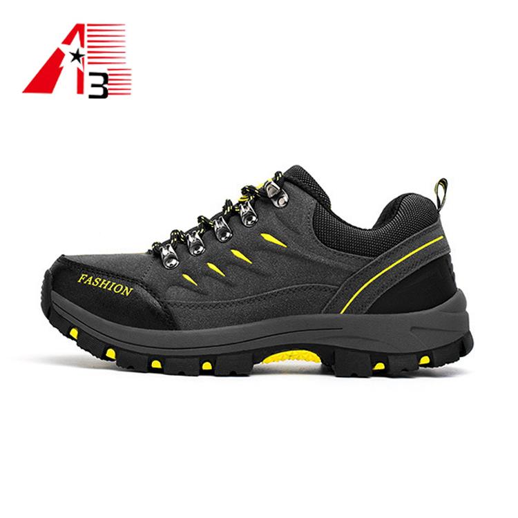 Men fashionable shoes suede sport black outdoor g7wpg