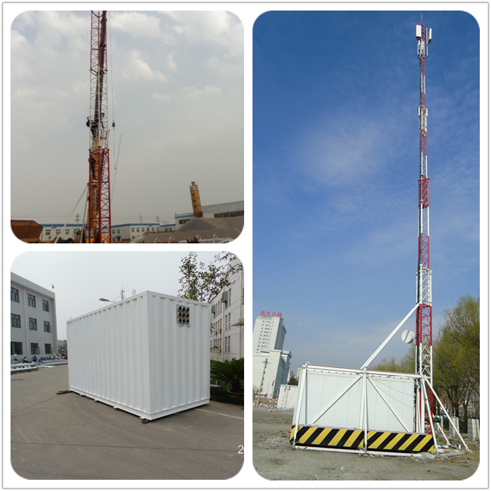 Telecom Integrated Base Station For Telecommunication