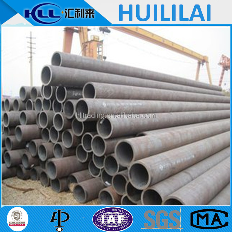 View larger image Hot sell 45# GB/8162 carbon seamless steel pipe ,steel tube manufacturer Hot sell 45# GB/8162 carbon seamless