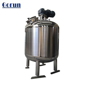 Heating mixing chemical industrial mixer