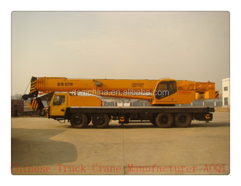 Top Quality!! Chinese 70 Ton Mobile Crane,Qy70 Hydraulic Mobile ...