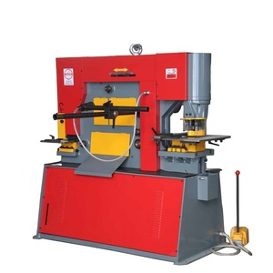 Hydraulic shearing and bending machines for steel