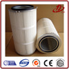 Spunbonded Polyester dust Cartridge Pleated Filter Bag