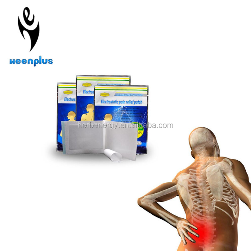 2017 Chinese Innovative Products Pain Relief Cream Pain Patch