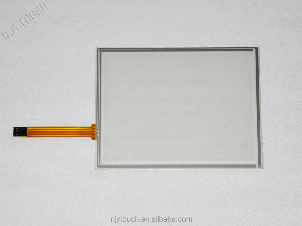8 Inch 4 Wire Resistive Touch Screen Panel Digitizer for AUO A080SN01 LCD