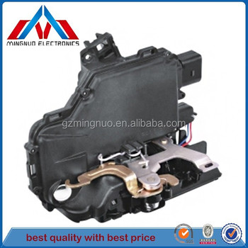 For Passat Bora Golf Central Lock Actuator 3b1 837 016a Front ...