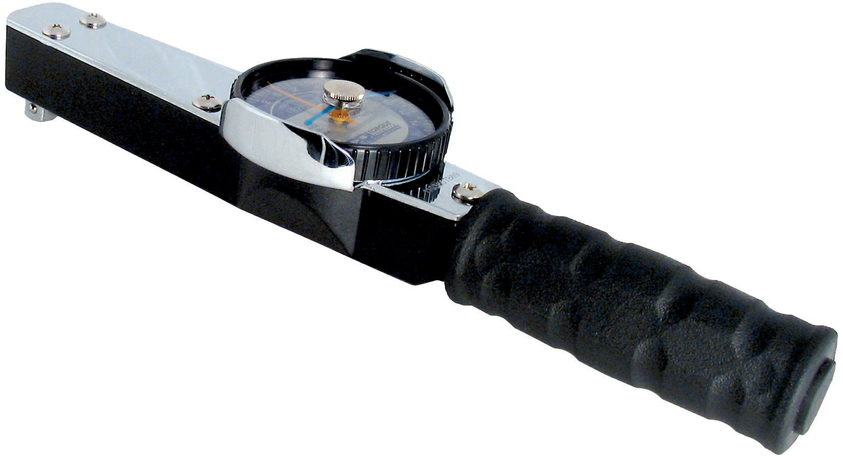 CDI 1502LDIN 3/8-Inch Drive Memory Needle Dual Scale Wrench, Torque Range 0 to 150-In.lbs