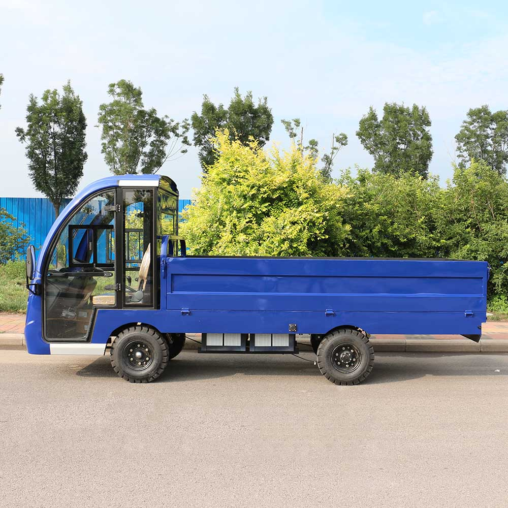 48V electric light truck cargo electric vehicle