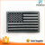 100% Factory Store Custom American Flag Embroidery / Embroidered Iron-on Patch