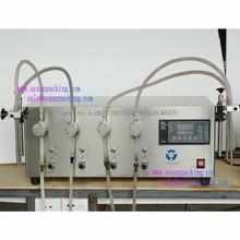 semi automatic small juice filling machine
