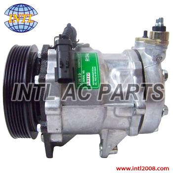 a464b7cfa6d Sanden 4852 4335 car a c compressor for Jeep Liberty 55037466 55037466AE  55037466AC