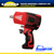 "CALIBRE Twin Hammer Pneumatic Impact Wrench 1/2""Sq Drive Super Duty Composite Air Impact Wrench"