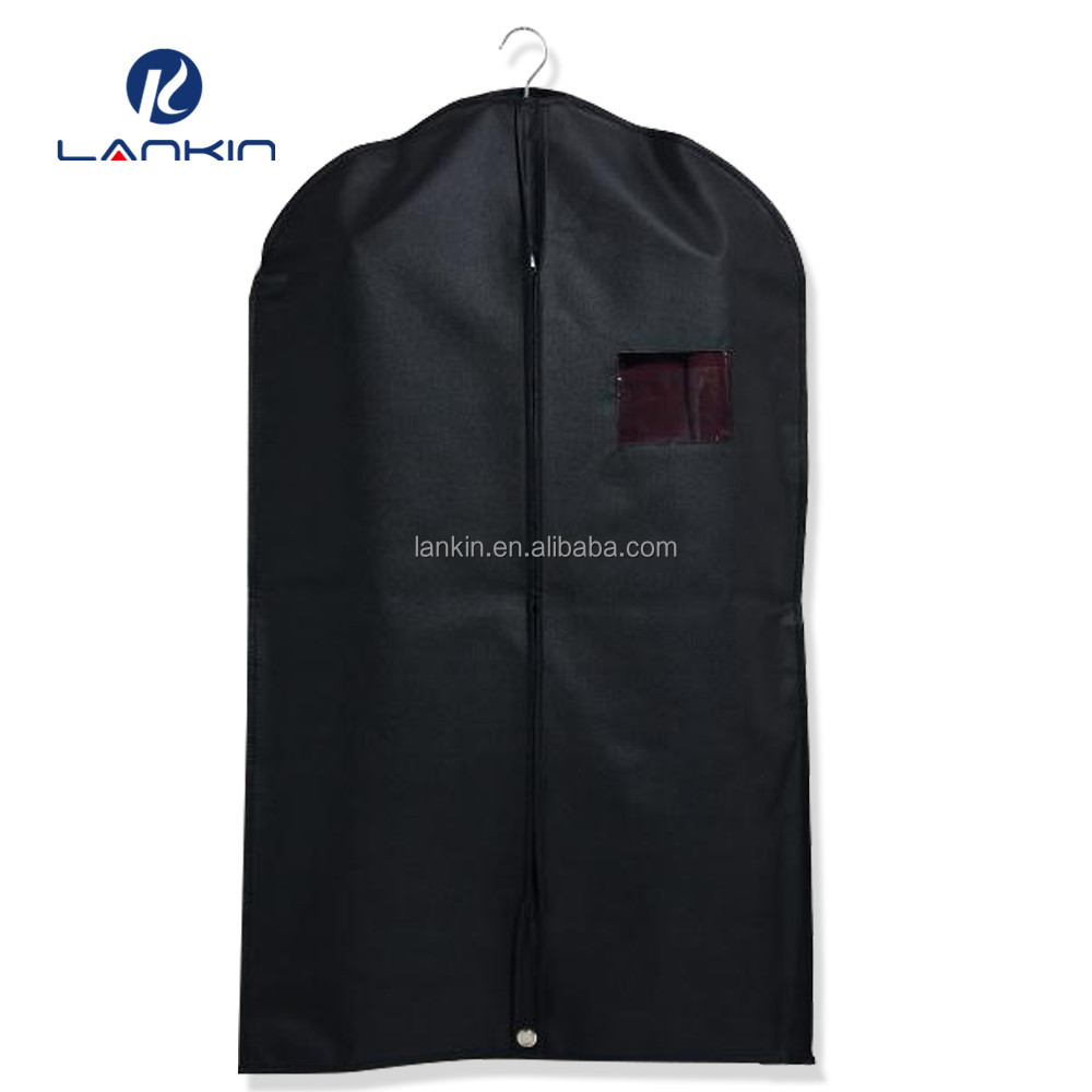 China supplier Wedding Men Suit Cover / Suit Carrier Cover Bag / Cloth Garment Cover Bag