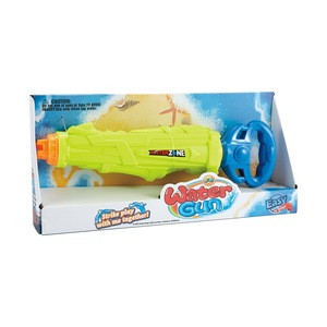 Children summer outdoor plastic outer space water gun toy