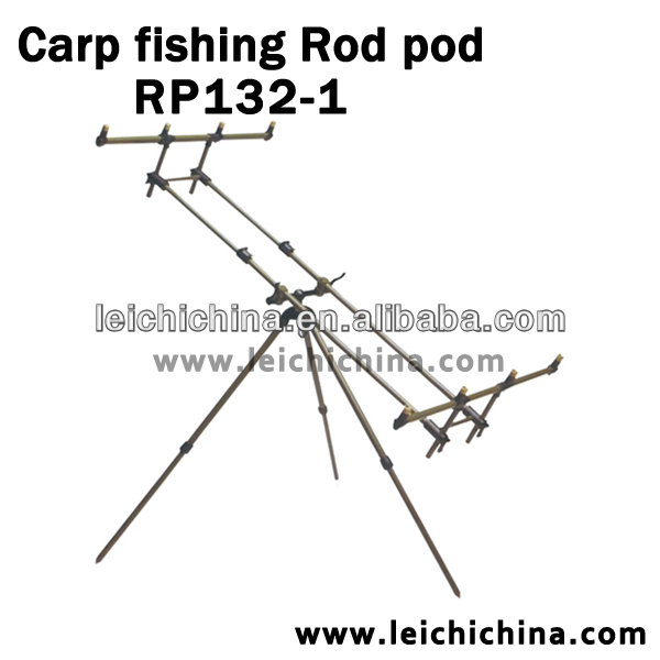 High quality firm carp fishing aluminium rod pod