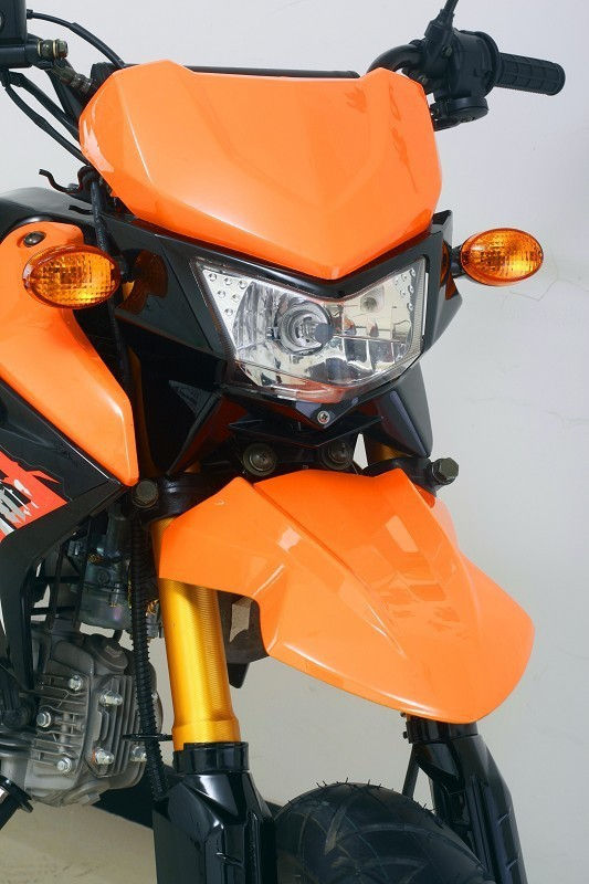 2014 new design 125CC motorcycle
