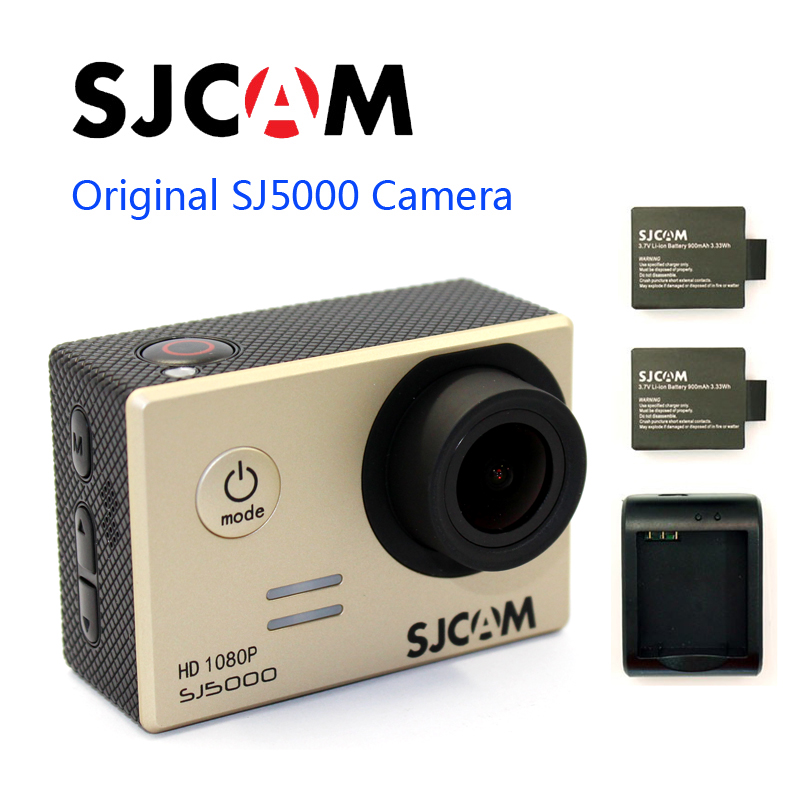 Free Shipping!!Original SJCAM SJ5000 Diving 30M Waterproof Sport Action Cam