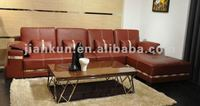 LIVING ROOM PU LEATHER SOFA H38#