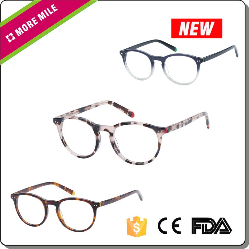 Eyeglasses Frame In Spanish : Unisex acetato mayorista mas gafas marco-Molduras para ...